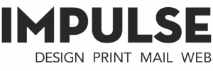 Logo for Impulse Design, Print, Mail